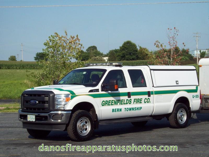 GREENFIELDS FIRE CO.