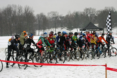 2007 Hales Corner Park Cyclocross - Cat 3 Men and Women