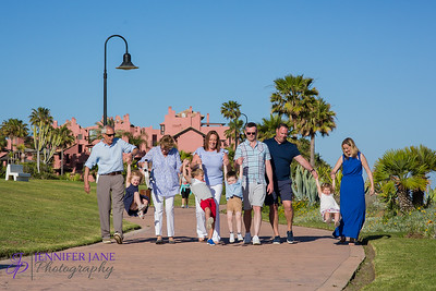 Mairi Family Shoot - Estepona 2019