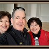 2018-03-03 Williams College Museum Caper V(6) Selfie Martha Tony Kathy