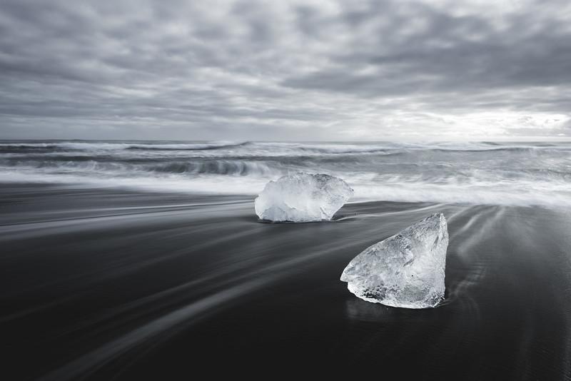 Iceland's diamonds