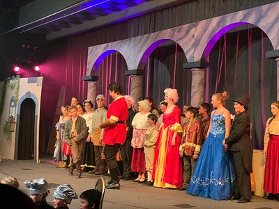 A Few Opening Night Beauty & Beast