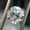2.05ct Old European Cut Diamond GIA K VS2 24