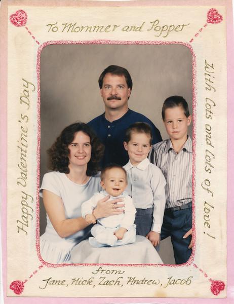 Nick, Jane, Jacob, Andrew, Zach Hiller 1989.jpg
