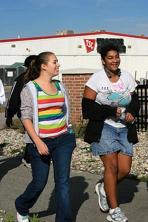 2008 Making Strides Against Breast Cancer IX