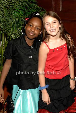 Leah Lane's 11th.Birthday Party at the Harmonie Club in Manhattan on 1-26-08.