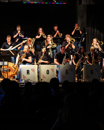 Jazz Band Spring Concert (4.26.12)