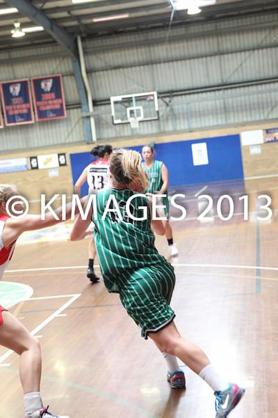 CW GF - Hornsby Vs Illawarra 1-9-13
