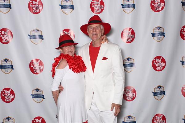 SVEF Red & White Ball 2019