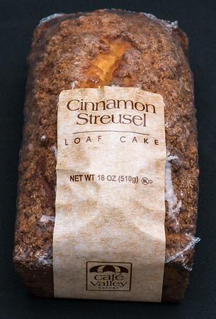 New Loaf Cake Labels