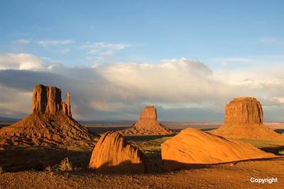 Monument Valley NP AZ