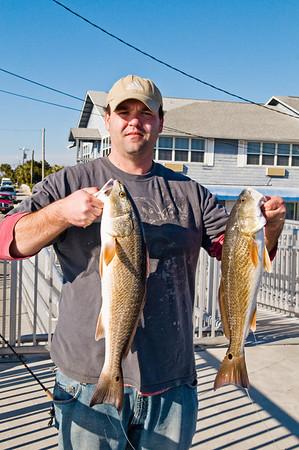 Fishing at Cedar Key Pier