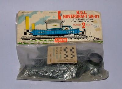 SR-N1 Hovercraft