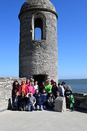 St. Augustine Field Trip
