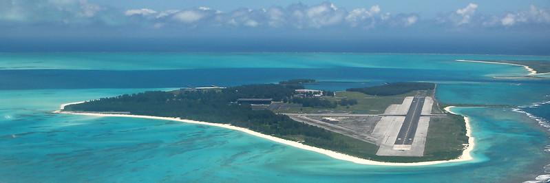 Midway Island Aerials Photos