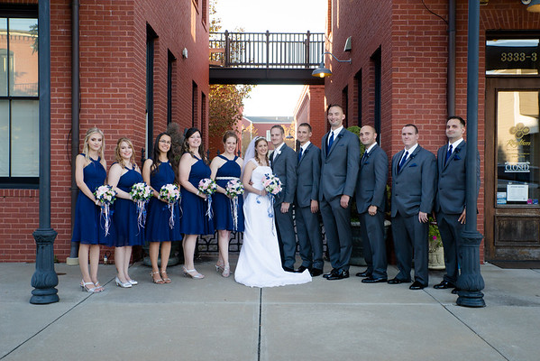 Family & Wedding Party Pictures