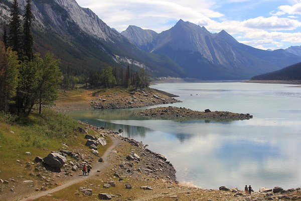 Canadian Rocky Mountains DSLR Canon