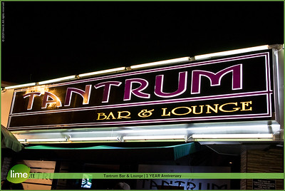 Tantrum Bar & Lounge | 1 YEAR Anniversary
