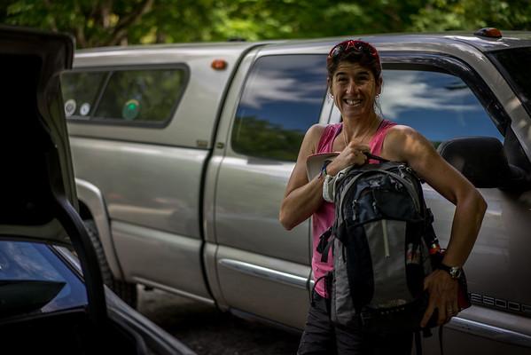 Vermont Hiking - August 2016