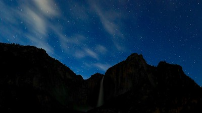 Yosemite Night Photography Workshop, April 2019