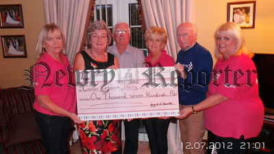 R1545148 - Cancer Research cheque
