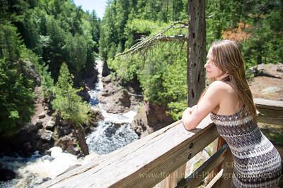 Copper Falls State Park - 2016