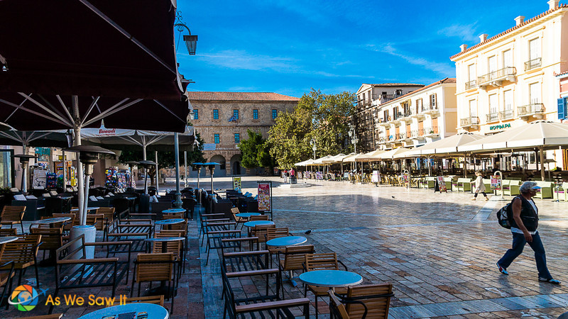 Syntagma Square, Nafplio