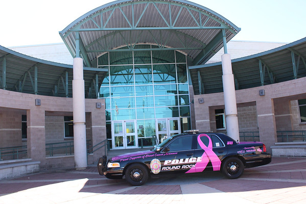 10-17-2014 Breast cancer police car