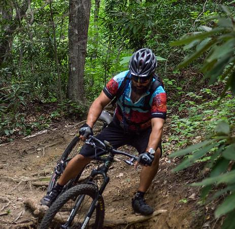 2016-7-10 Daniel Ridge Loop