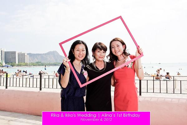 Rika & Ikko's Wedding | Alina's 1st Birthday