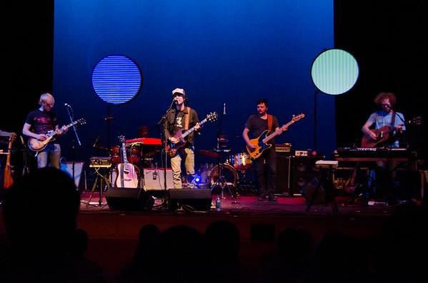 Blitzen Trapper & Dawes - Manship Theater, Baton Rouge 10/15/11
