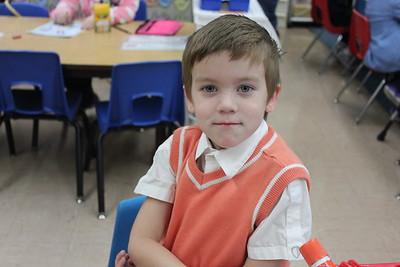 Kindergarten - 100th. Day