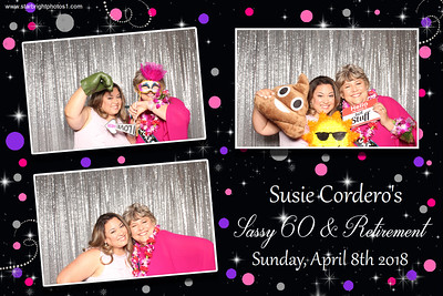 Susie's 60th