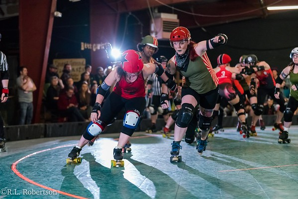 Grave Danger vs Derby Liberation Front