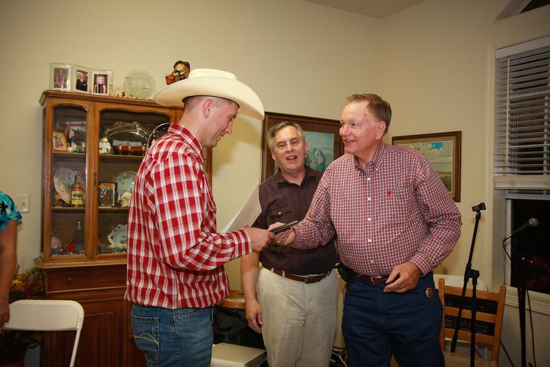 Texas/Poland Young Farmer Exchange Ceremony
