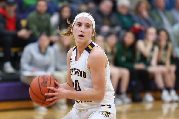 Basketball Girls Varsity vs Hackett - KCHS 1/31/20