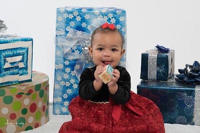 Chandler MARIE Williams Christmas Shoot