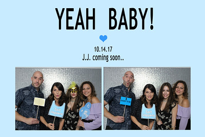 Baby Shower JJ coming soon