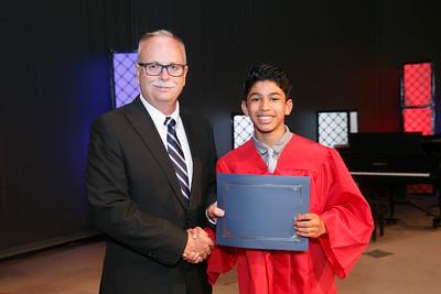 RCS 2016 8th Grade Graduation