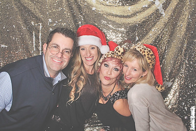 12-21-18 Atlanta Photo Booth - Hennessy Holiday Party - Robot Booth
