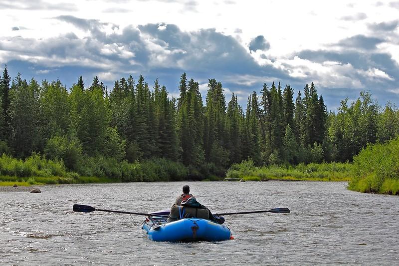 River Rafting in Alaska