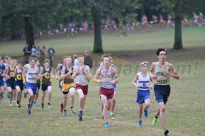 Boys Open - 2017 Oakland County XC Championships