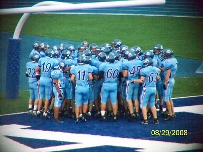 Lake Football 2008