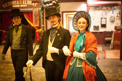 2015 Dickens Fair
