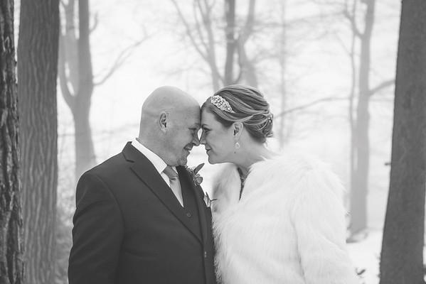Hannan + Iusti - Wedding Seven Springs, PA
