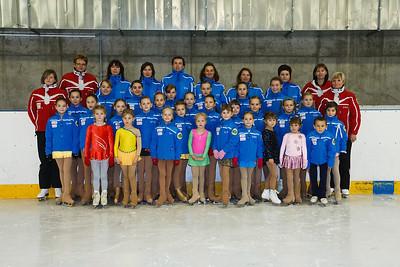 BK Variace - Skupiny - 2009-10