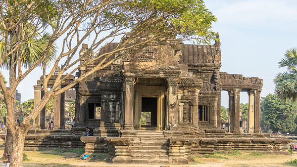 Cambodja 2018
