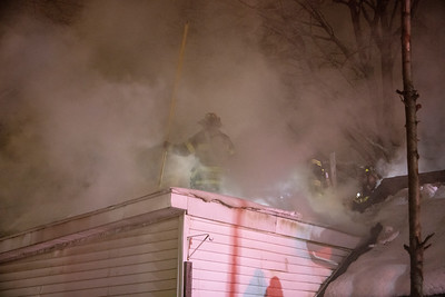 Quinnipiac Ave. 2nd Alarm (New Haven, CT) 2/3/21