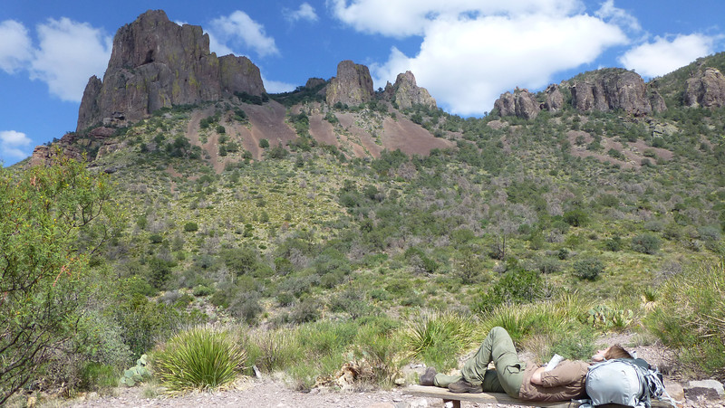 Big Bend National Park, Texas (August 31 - Sept 3, 2012)