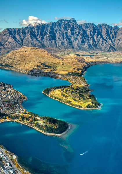 Way Over Queenstown with Over The Top